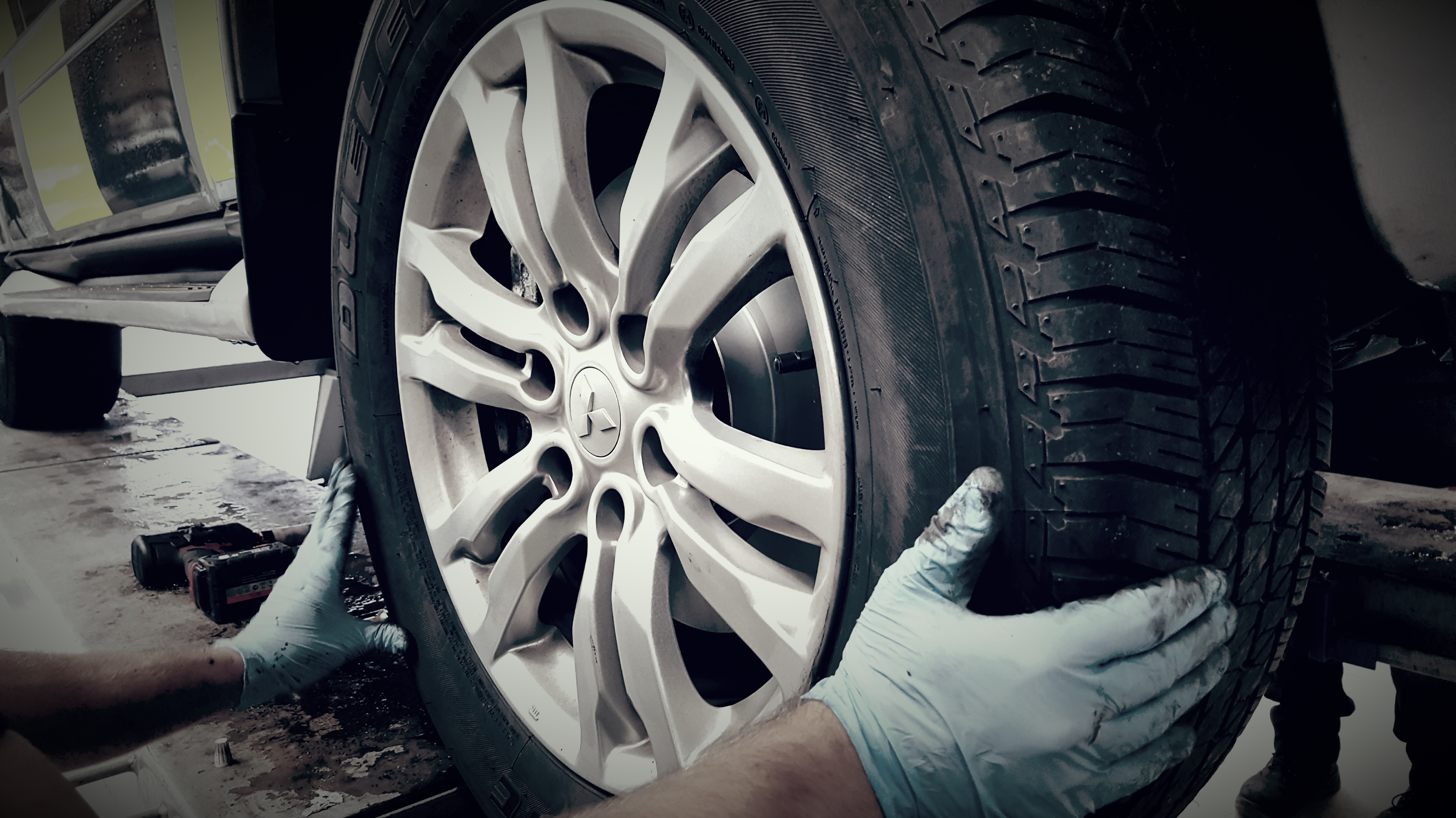 Tyre care Preston