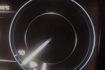 fuel gauge range rover