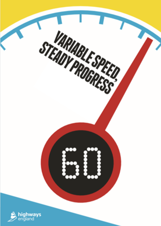 smart motorway variable speed limit